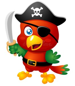 papagaio-do-pirata-dos-desenhos-animados-27650179